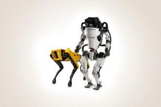 Hyundai is acquiring lifelike robotics pioneer Boston Dynamics